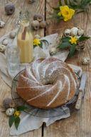 Eierlikörgugelhupf Rezept mit Mohn und Öl von Sweets & Lifestyle®