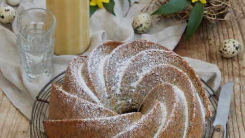 Eierlikör-Gugelhupf mit Mohn - Rezept - Sweets & Lifestyle®
