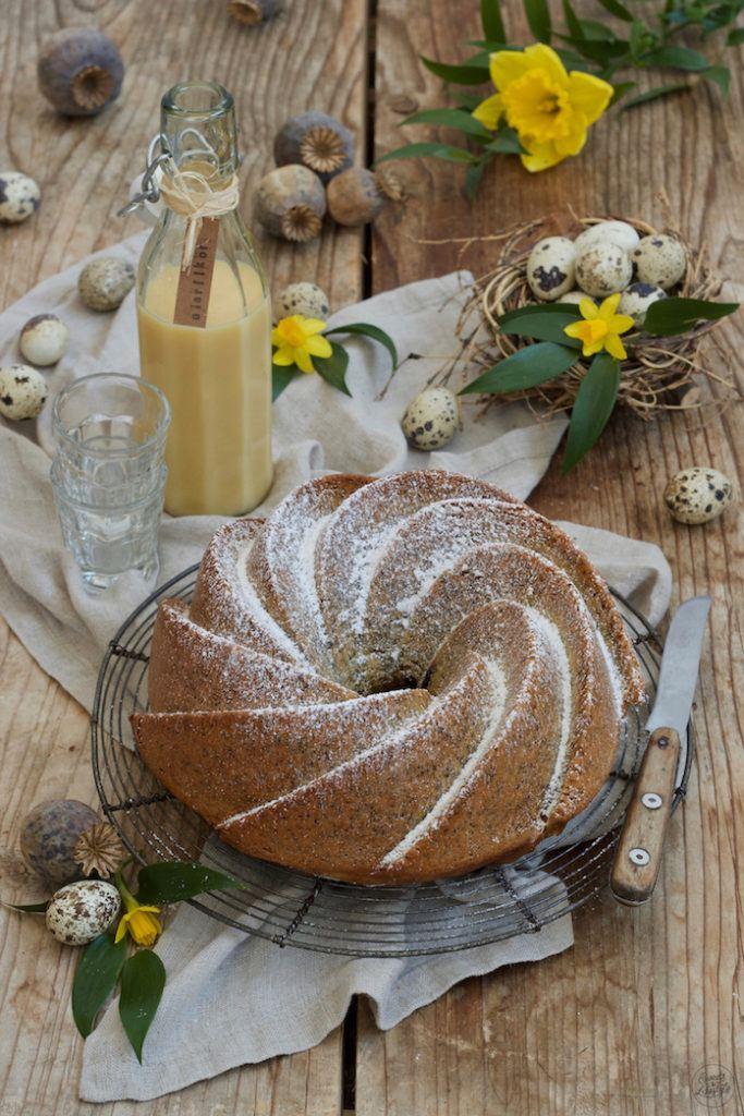 Leckeres Eierlikörgugelhupf Rezept mit Öl und Mohn von Sweets & Lifestyle®
