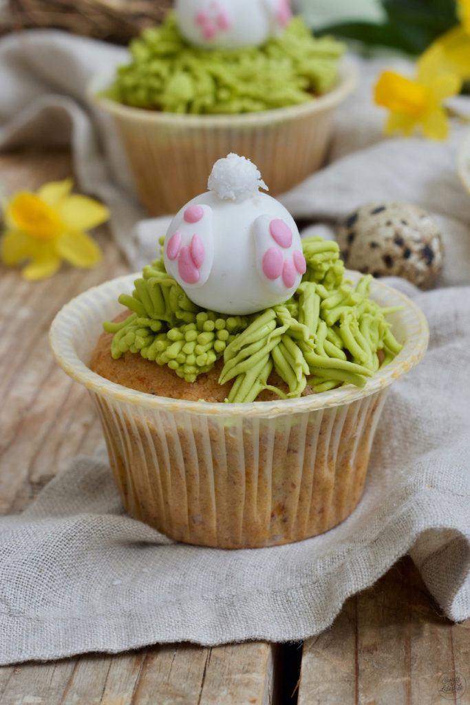 Leckere Hasenpopo Muffins als Ostermuffins nach einem Rezept von Sweets & Lifestyle®