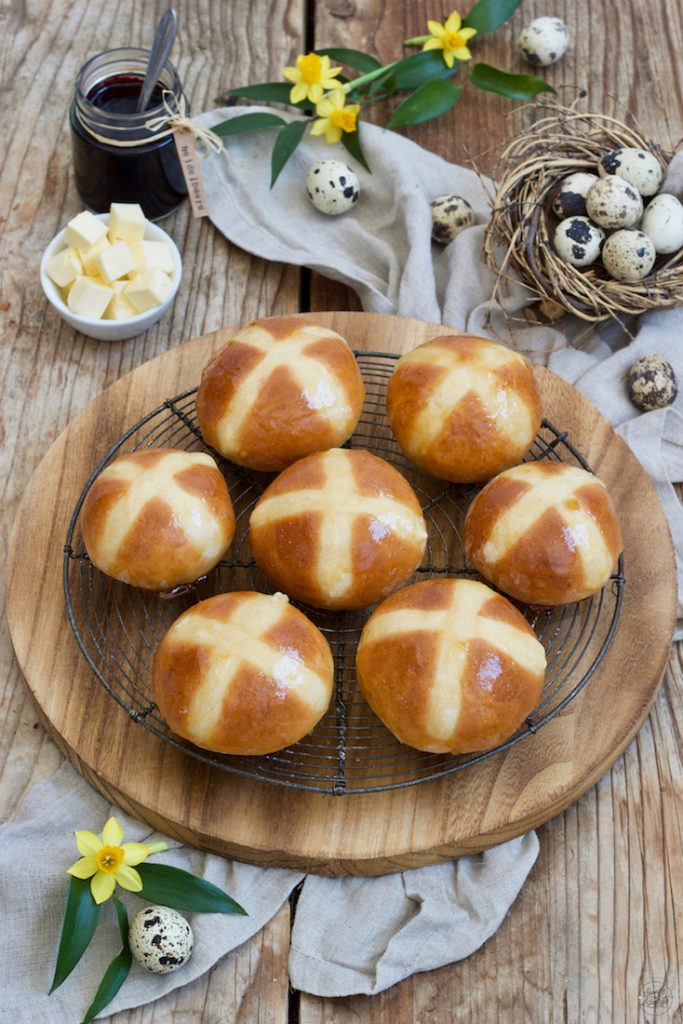 Hot Cross Buns Rezept von Sweets & Lifestyle®