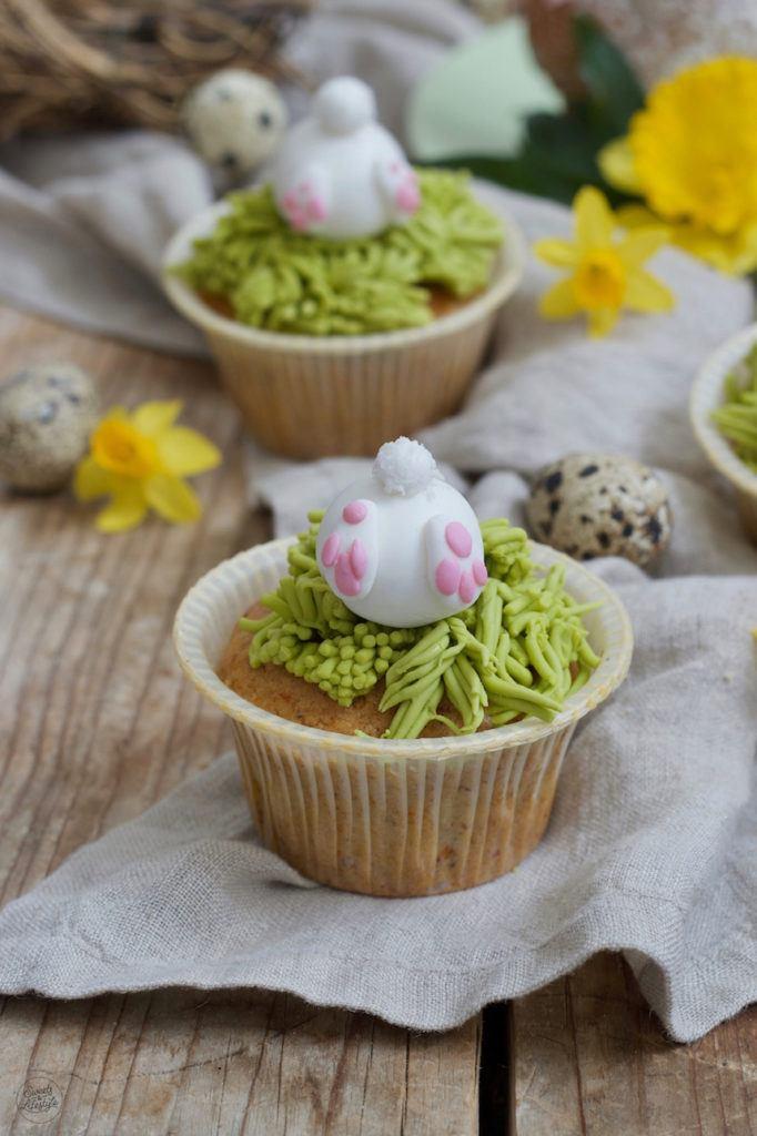 Hasenpopo Muffins als Ostermuffins nach einem Rezept von Sweets & Lifestyle®