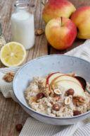 Rezept für ein Original Bircher Müsli von Sweets & Lifestyle®