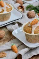Rezept für saftige Karottenmuffins von Sweets & Lifestyle®