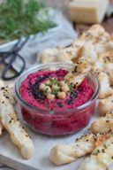 Rote Rüben Hummus Rezept von Sweets & Lifestyle®