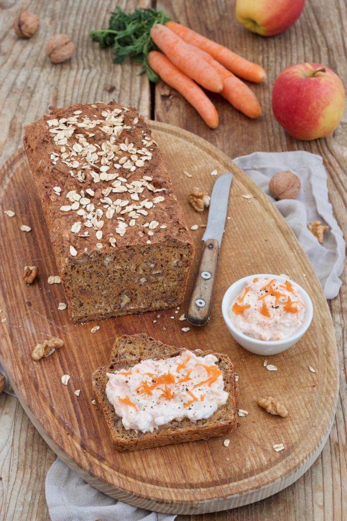 Schnelles Dinkel-Karottenbrot Rezept von Sweets & Lifestyle®