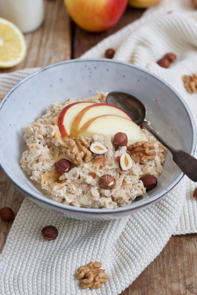 Veganes Bircher Müsli Rezept von Sweets & Lifestyle®