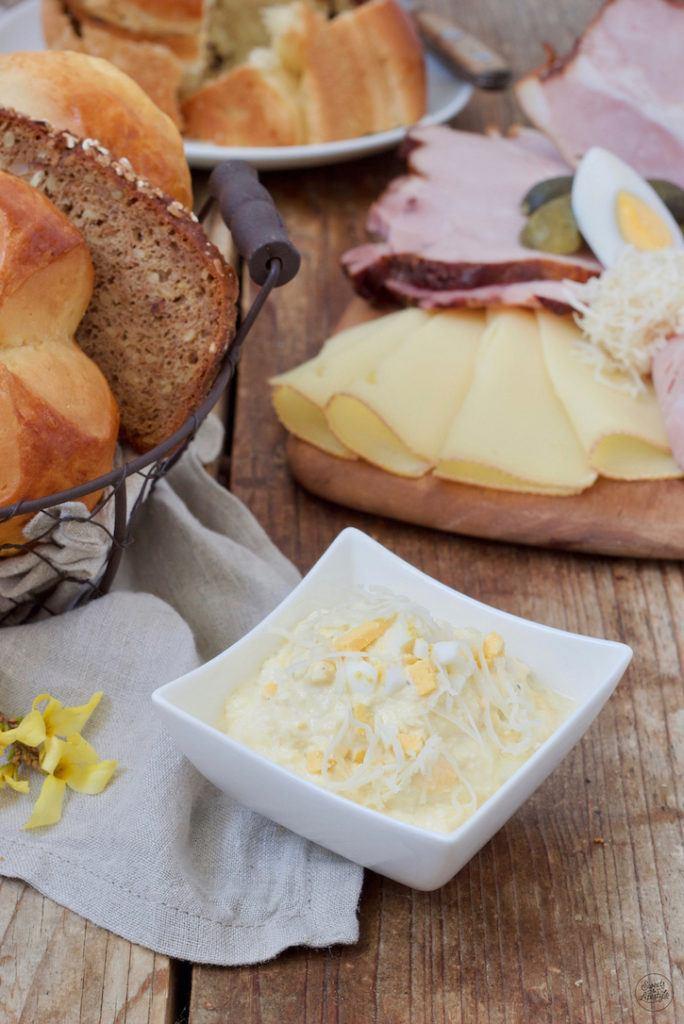 Einfaches Eierkren Rezept von Sweets & Lifestyle®