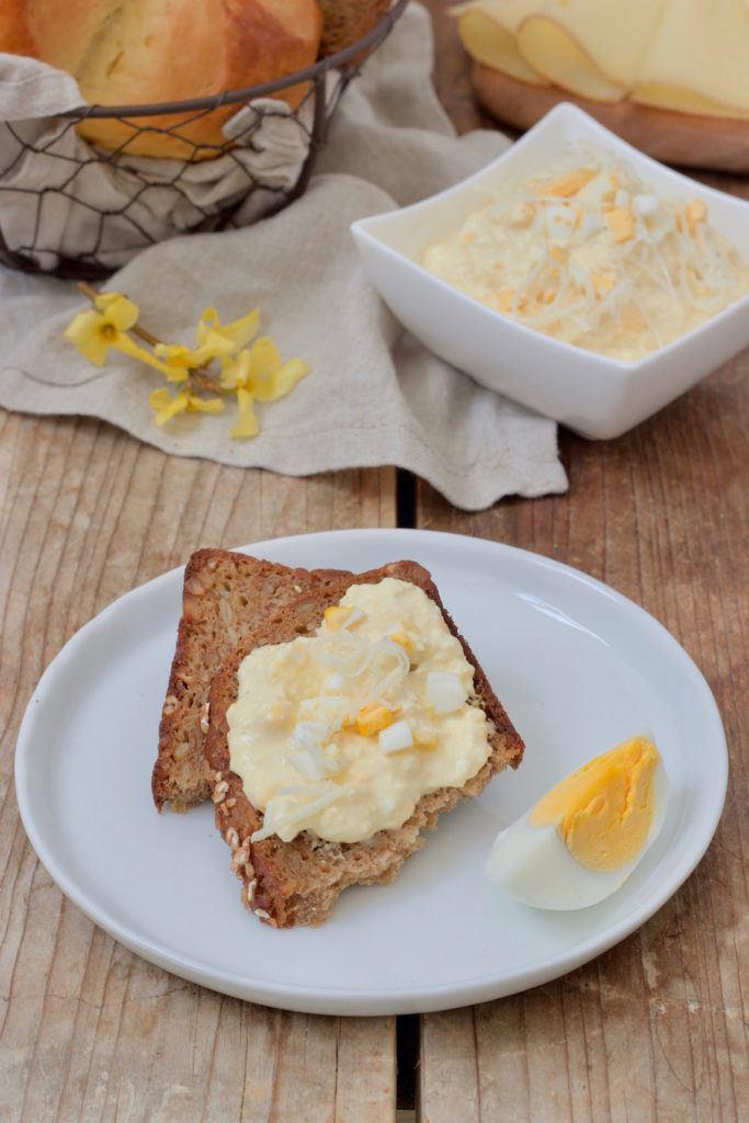 Eierkren als Brotaufstrich nach einem Rezept von Sweets & Lifestyle®