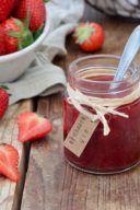 Rezept für eine Erdbeer-Gin-Marmelade von Sweets & Lifestyle®