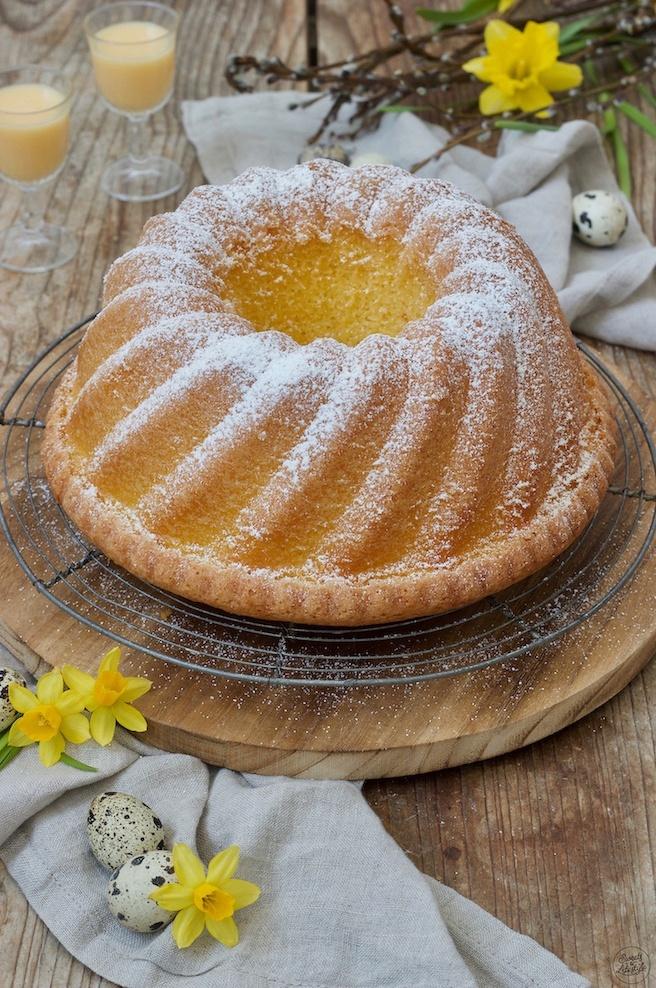 Saftiger Eierlikör Gugelhupf mit Öl nach einem Rezept von Sweets & Lifestyle®