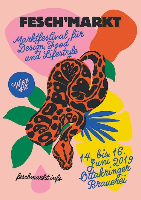Sweets & Lifestyle® beim Feschmarkt Juni 2019 in Wien