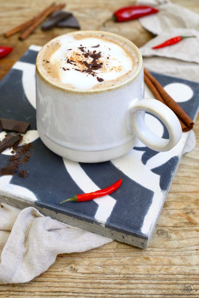Mexican Coffee mit Schokolade und Chili nach einem Rezept von Sweets & Lifestyle®