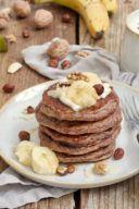 Rezept für Low Carb Bananen Pancakes ohne Mehl von Sweets & Lifestyle®
