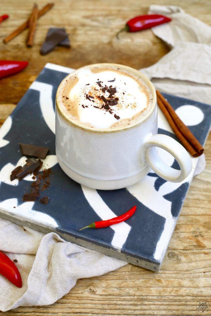 Wärmender Mexican Coffee nach einem Rezept von Sweets & Lifestyle®