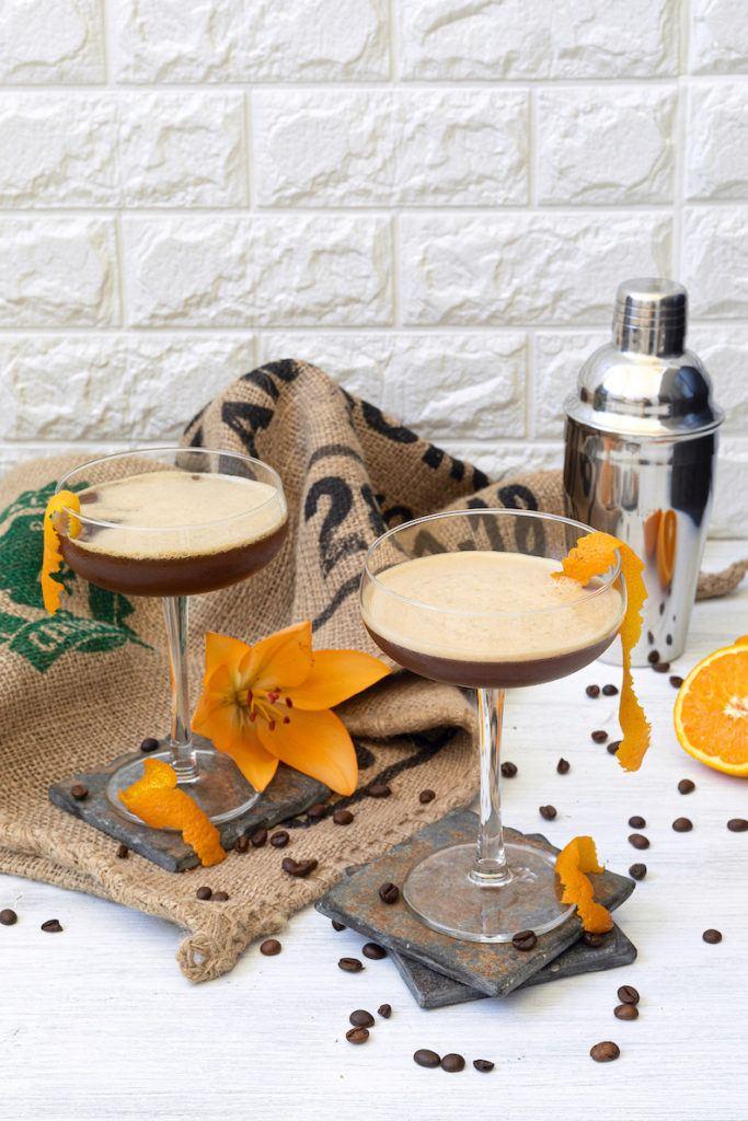 Coffee Sour Kaffeecocktail nach einem Rezept von Sweets & Lifestyle®