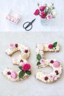 Number Cake zum Geburtstag nach einem Rezept von Sweets & Lifestyle®
