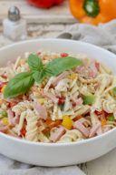 Rezept für einen cremigen Nudelsalat von Sweets & Lifestyle®