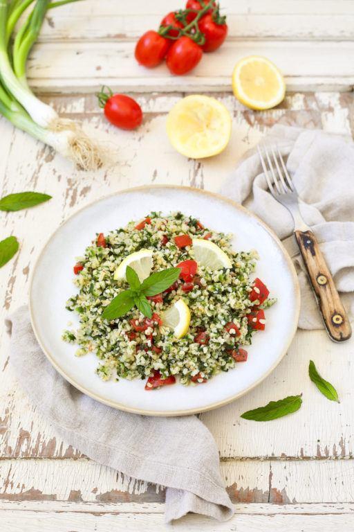 Tabouleh klassisch zubereitet von Sweets & Lifestyle®