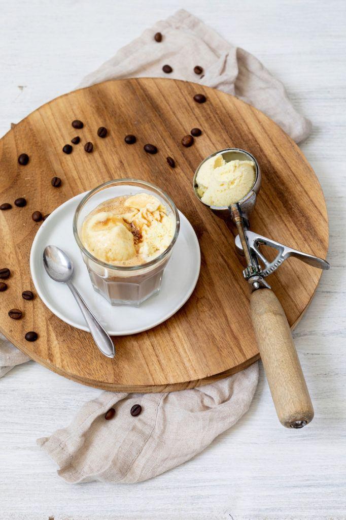 Affogato al caffè nach einem Rezept von Sweets & Lifestyle®