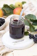 Aroniamarmelade mit Birnen nach einem Rezept von Sweets & Lifestyle®