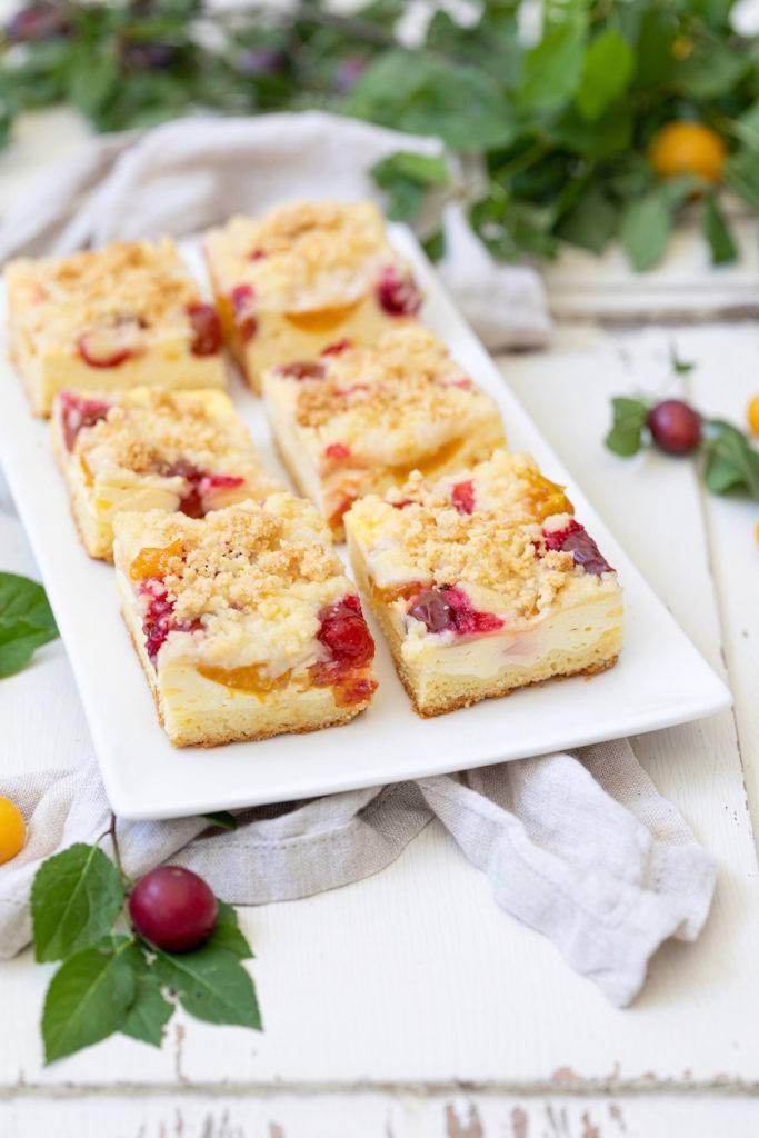 Einfaches Kriecherlkuchen Rezept von Sweets & Lifestyle®