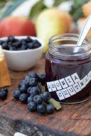 Rezept für ein Aronia Chutney mit Äpfeln und Birnen