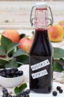 Rezept für einen Aronia-Apfel-Sirup von Sweets & Lifestyle®