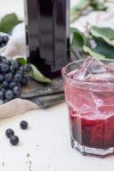 Rezept für einen Aroniasirup von Sweets & Lifestyle®