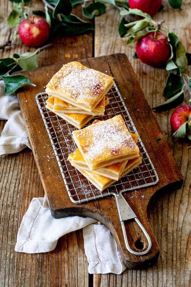 Schnelle Apfelschlangerl nach einem einfachen Rezept von Sweets & Lifestyle®