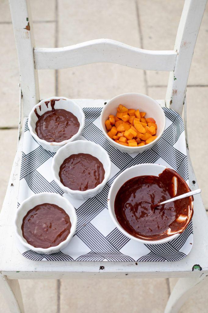 Zutaten für einen Schokokuchen der ohne Mixer gemacht wird nach einem Rezept von Sweets and Lifestyle®