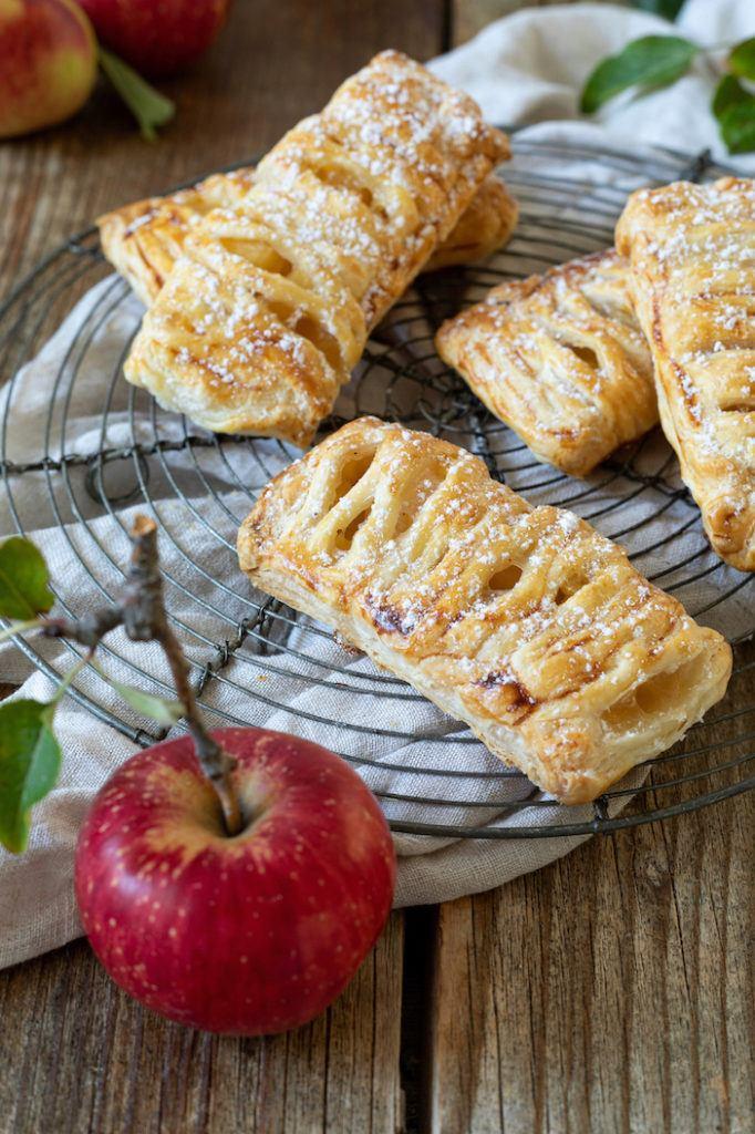 Leckeres Apfeltaschen Rezept von Sweets & Lifestyle®