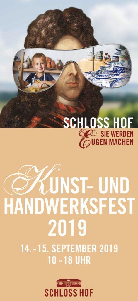 Schaukochen von Verena Pelikan von Sweets & Lifestyle® beim Kunst- und Handwerksfest in Schloss Hof