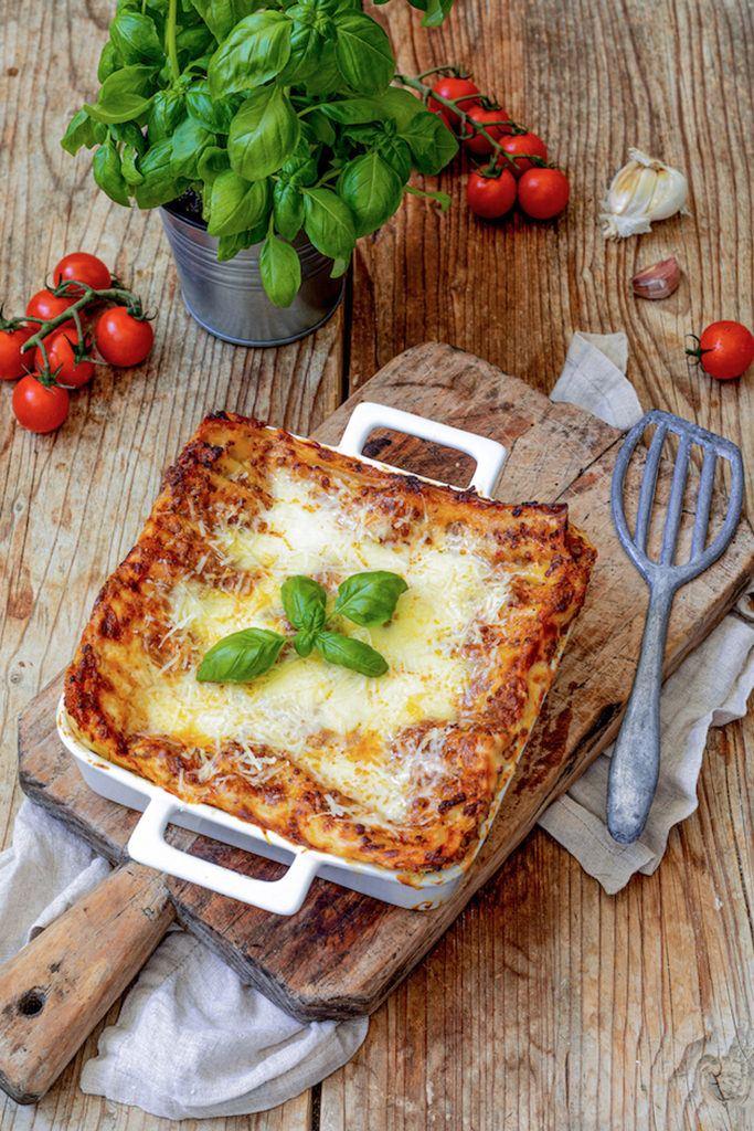 Leckeres Lasagne Bolognese Rezept von Sweets & Lifestyle®
