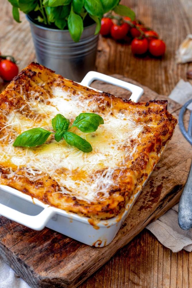 Lasagne Rezept klassisch von Sweets & Lifestyle®