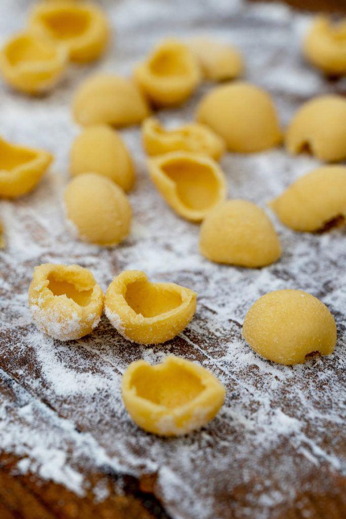 Orecchiette selber machen nach dem Rezept ohne Ei von Sweets & Lifestyle®