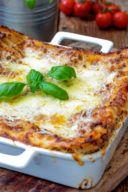 Rezept für eine leckere Lasagne Bolognese von Sweets & Lifestyle®
