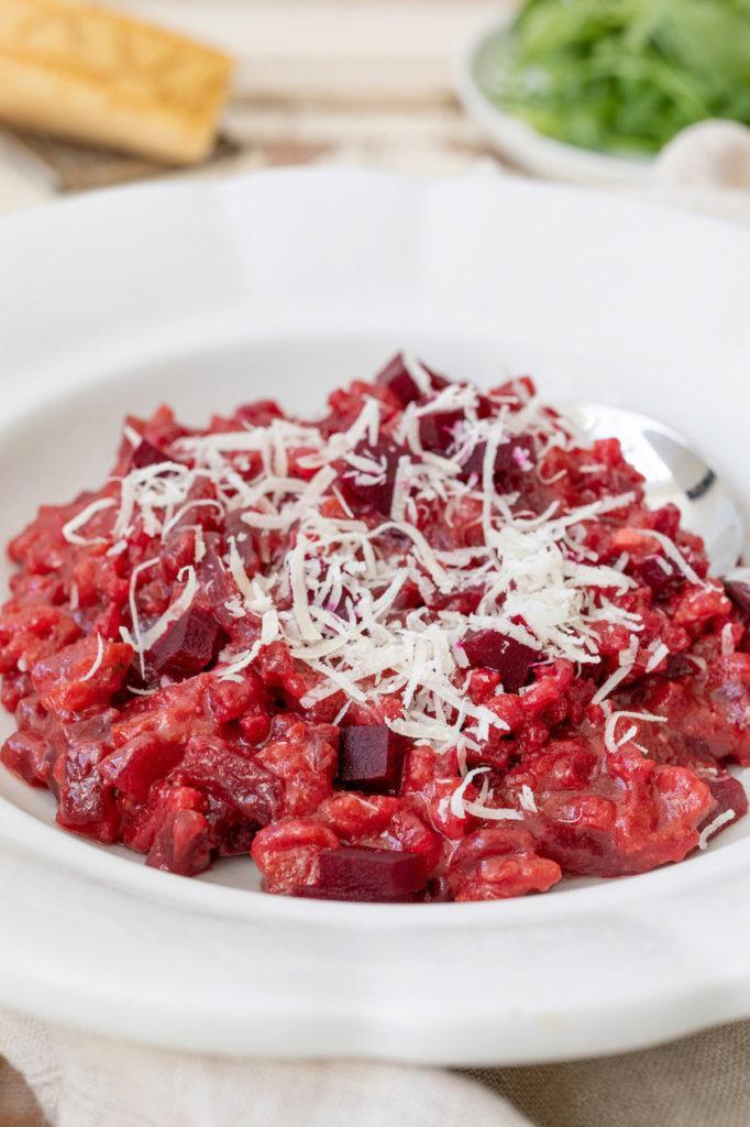 Rote Rüben Risotto Rezept von Sweets & Lifestyle®