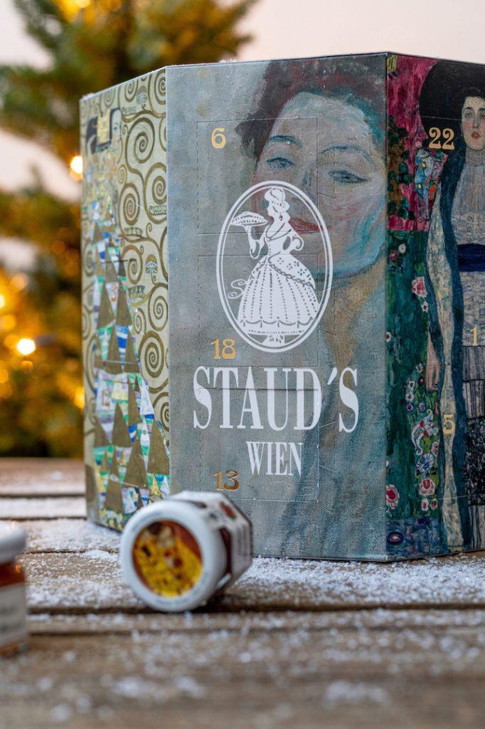 Staud's Adventkalender 2019 wird am Blog Sweets & Lifestyle® von Verena Pelikan verlost