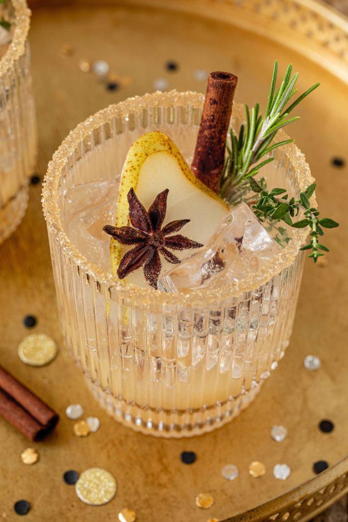 Birnen Cocktail alkoholfrei nach einem Rezept von Sweets & Lifestyle®