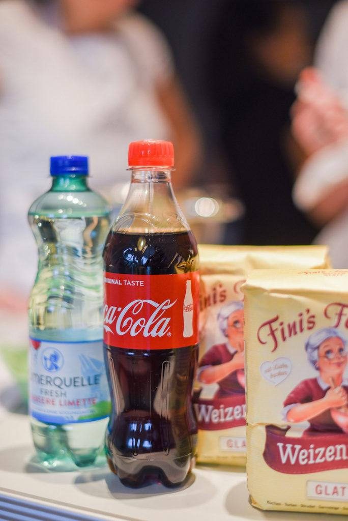 Coca-Cola Backworkshop mit Verena Pelikan von Sweets & Lifestyle®