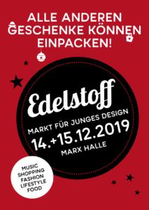 Sweets & Lifestyle® und Brennerei Kraus beim Designmarkt Edelstoff Xmas Edition in Wien