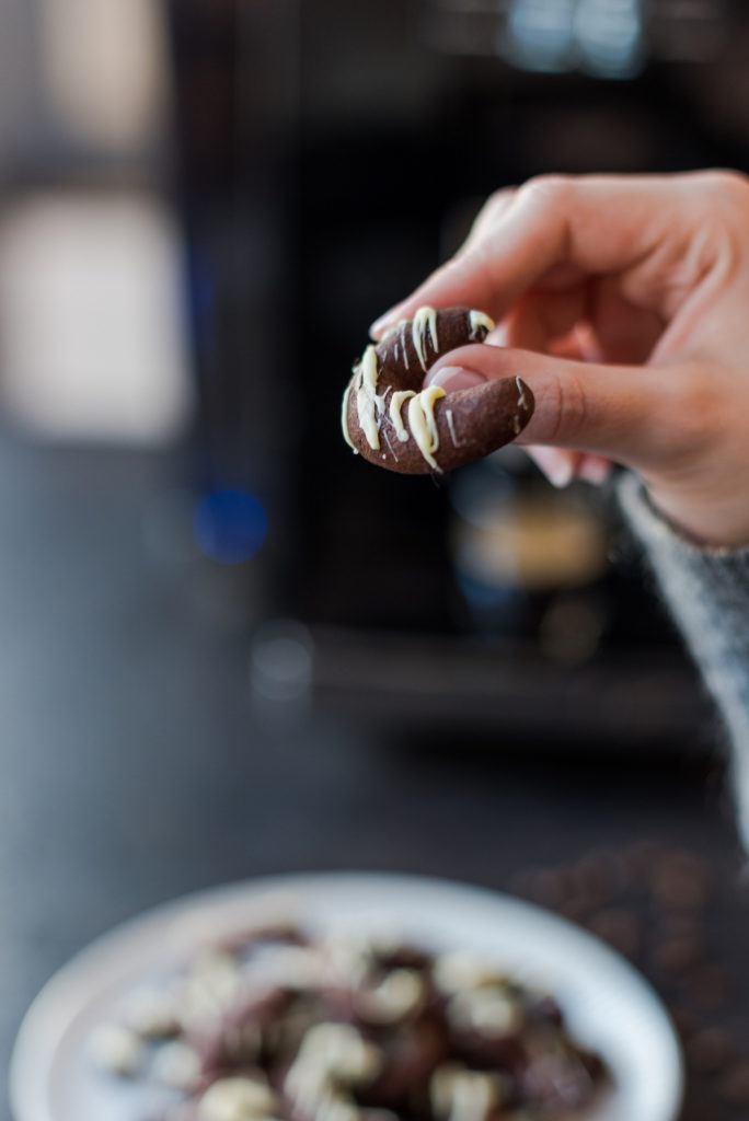 Leckere Espresso Kipferl als Weihnachtsbäckerei nach einem Rezept von Sweets & Lifestyle®