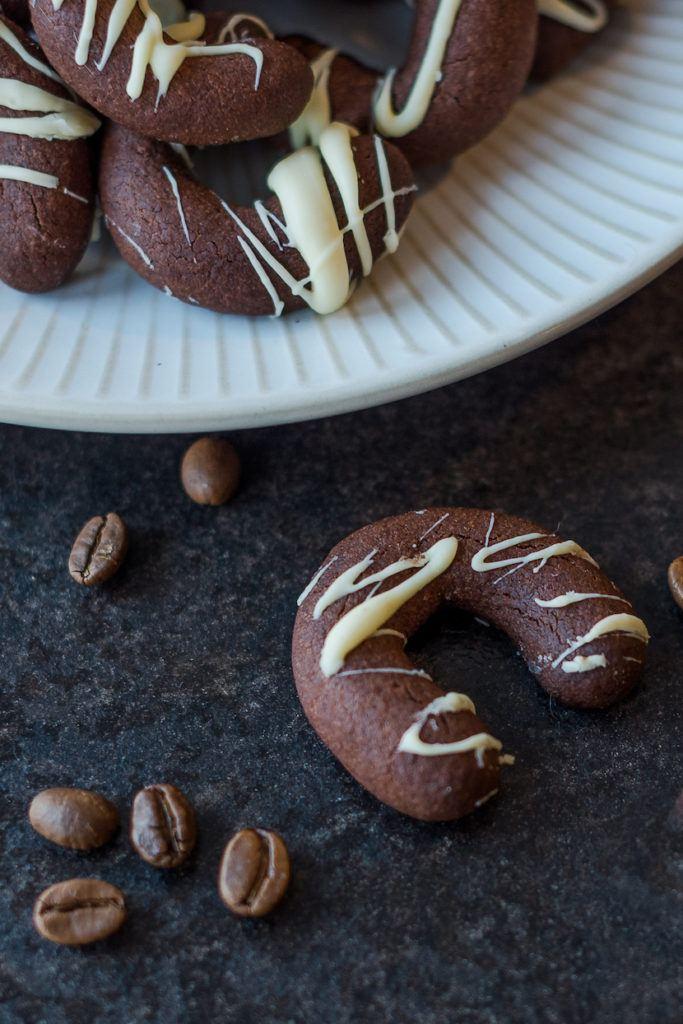 Espressokipferl nach einem Rezept von Sweets & Lifestyle®