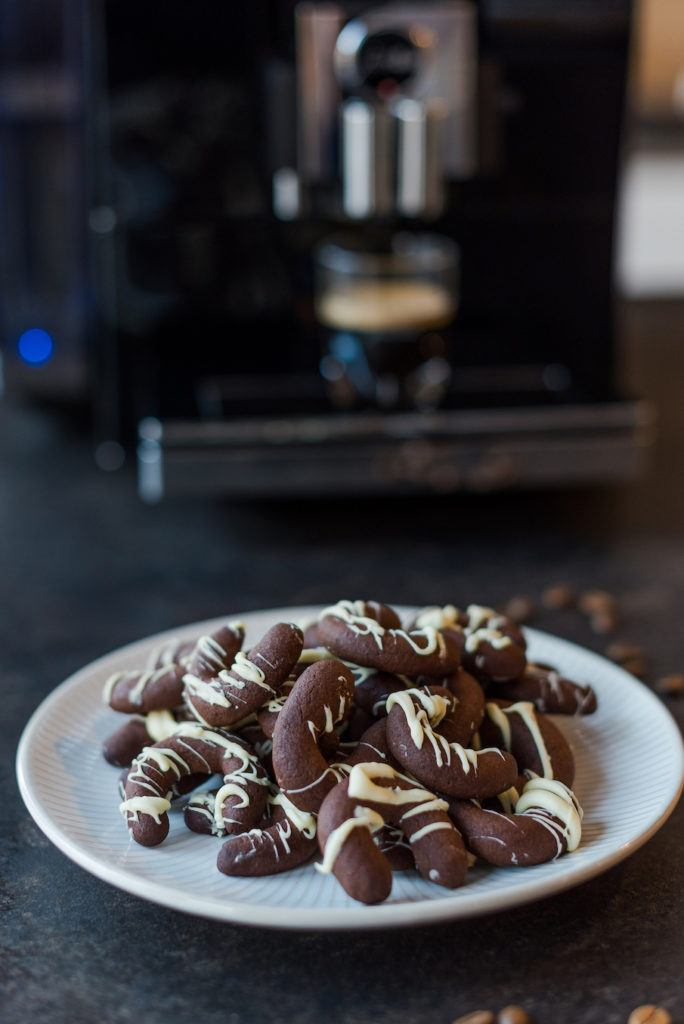 Leckere Espresso Kipferl nach einem Rezept von Sweets & Lifestyle®