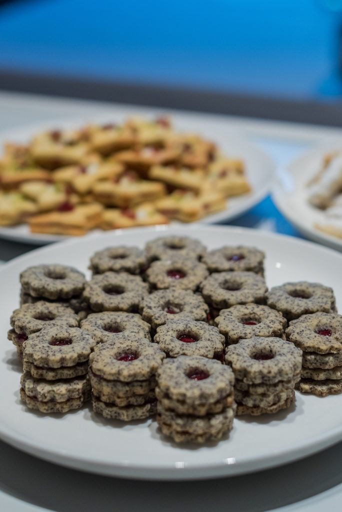 Mohnkekse gebacken beim Coca-Cola-Backworkshop mit Foodbloggerin Verena Pelikan von Sweets & Lifestyle®