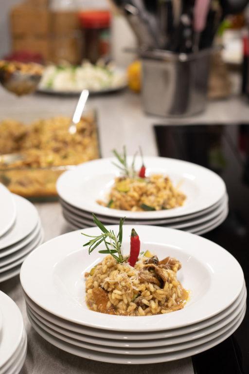 Steinpilz Risotto Rezept für das vegetarische Weihnachtsmenü