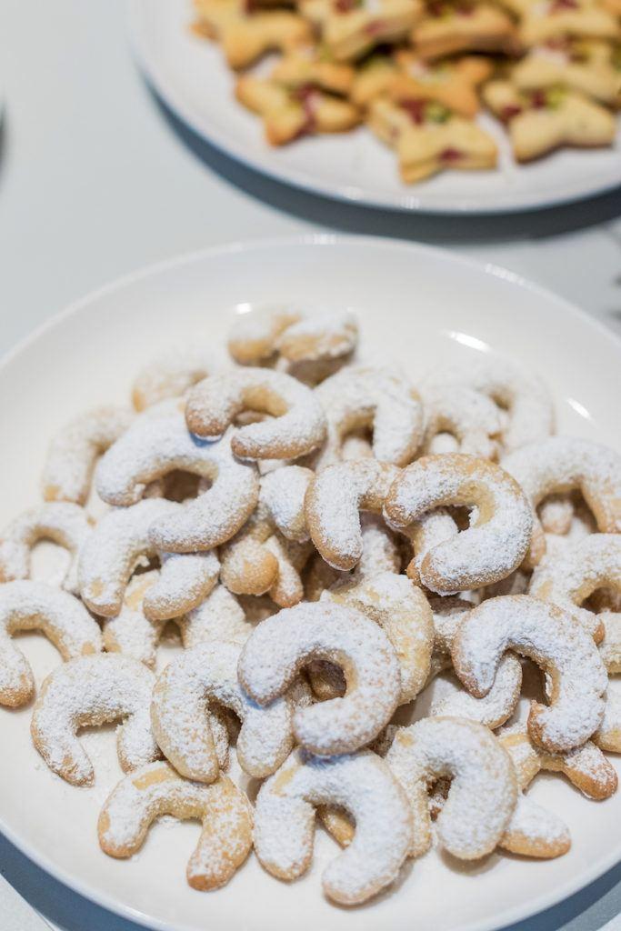 Vanillekipferl gebacken nach einem Rezept von Sweets & Lifestyle®