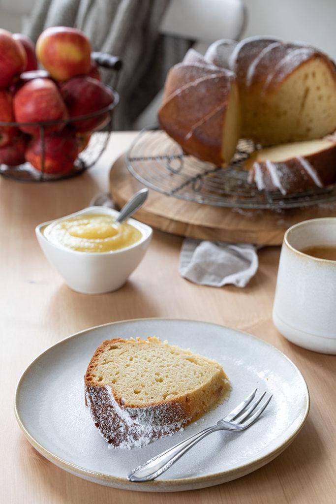 Einfaches Apfelmusgugelhupf Rezept von Sweets & Lifestyle®