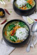 Leckeres Grünes Thai Curry Rezept von Sweets & Lifestyle®